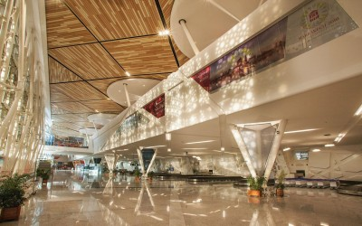Flughafen Marrakech, Menara <--> Marrakech
